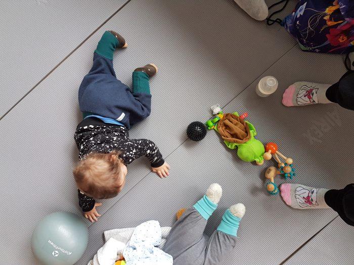 """Mama-Superkräfte oder ein Tag im """"Fit mit Baby""""-Kurs"""